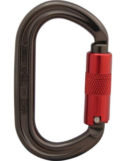 ISC Oval Triple Lock Karabiner