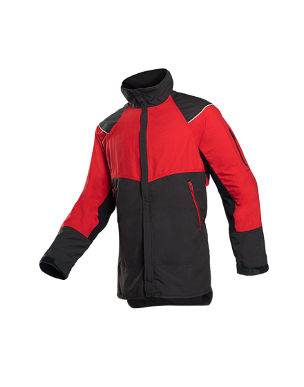 SIP Red Work Jacket - Small