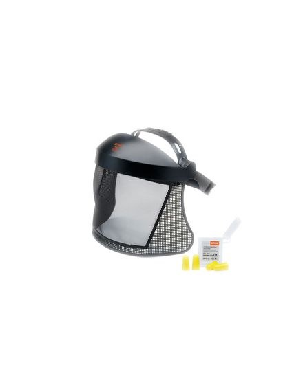 STIHL Short Face/Ear Protection with Nylon Mesh