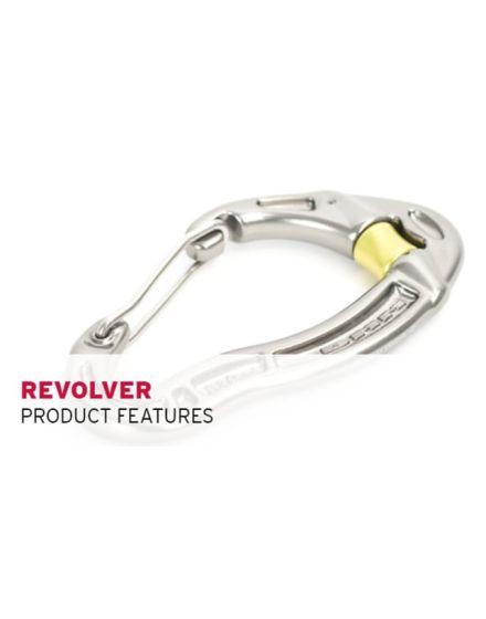 DMM Revolver Wire Gate Karabiner