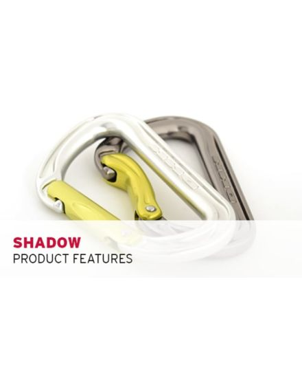DMM Shadow Triple Lock Karabiner - Pack of 3