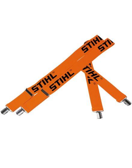 STIHL Orange Clip-On-Braces