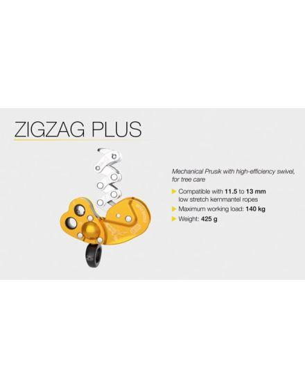 Petzl New Zigzag Plus