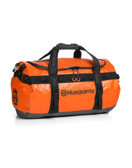 Husqvarna Xplorer 70L Orange Duffel Bag
