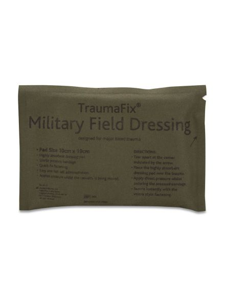 TraumaFix® Military Field Dressing