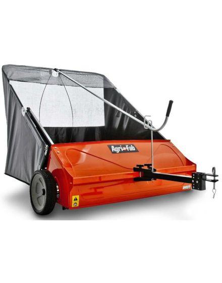 """Agri-Fab 44"""" Towed Lawn & Leaf-Sweeper"""