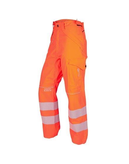 Arbortec Arborflex Storm Skin Hi-Vis Orange Trousers