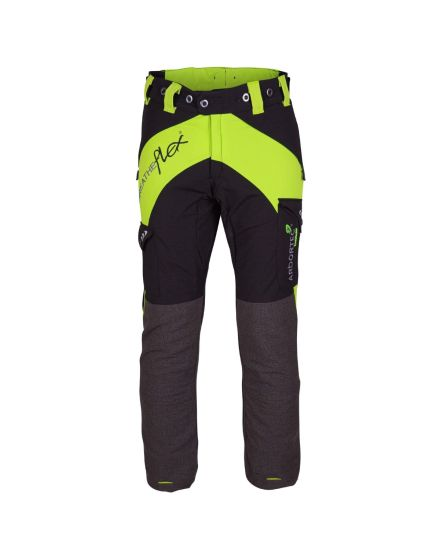 Arbortec Breatheflex Lime Female Chainsaw Trousers - Type C - Class 1