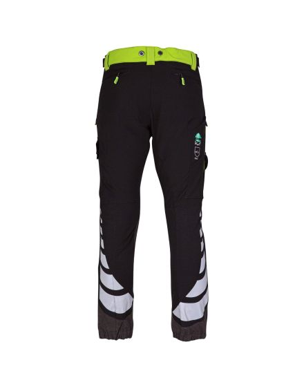 Arbortec Breatheflex Lime Female Chainsaw Trousers - Type A - Class 1