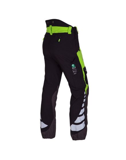 Arbortec Breatheflex Lime Chainsaw Trousers - Type A - Class 1