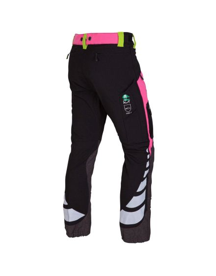 Arbortec Breatheflex Pink Female Chainsaw Trousers - Type A - Class 1