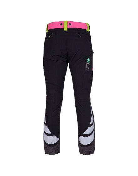Arbortec Breatheflex Pink Chainsaw Trousers - Type C - Class 1