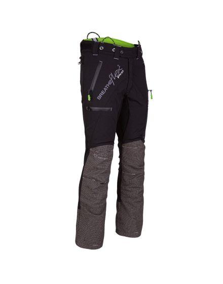 Arbortec Breatheflex Pro Black Chainsaw Trousers - Type A - Class 1