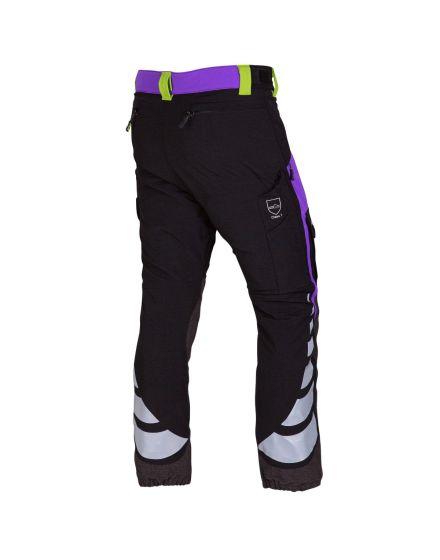 Arbortec Breatheflex Purple Female Chainsaw Trousers - Type C - Class 1