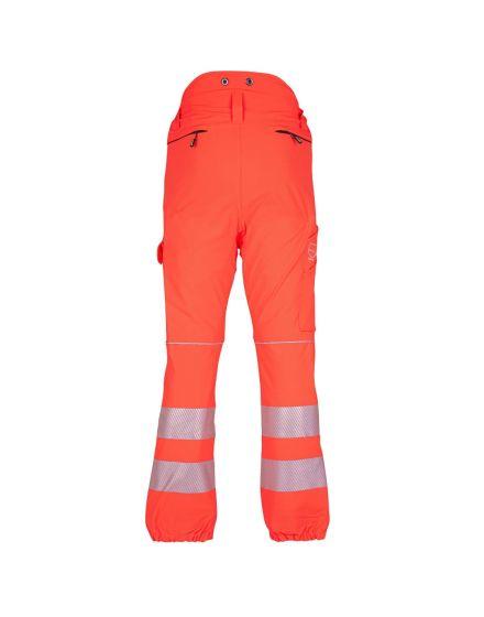 Arbortec Breatheflex Hi-Vis Orange Trousers - Type C - Class 1