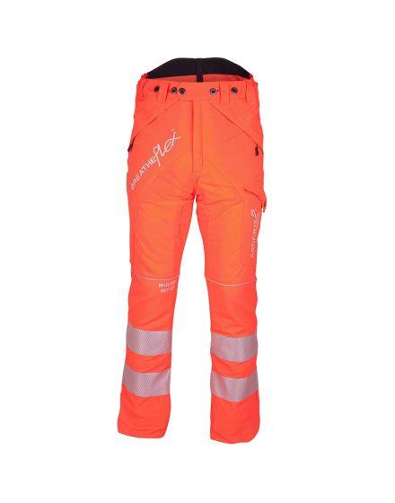 Arbortec Breatheflex Hi-Vis Orange Trousers - Type A - Class 1
