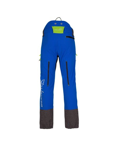 Arbortec Breatheflex Pro Blue Chainsaw Trousers - Type A - Class 1