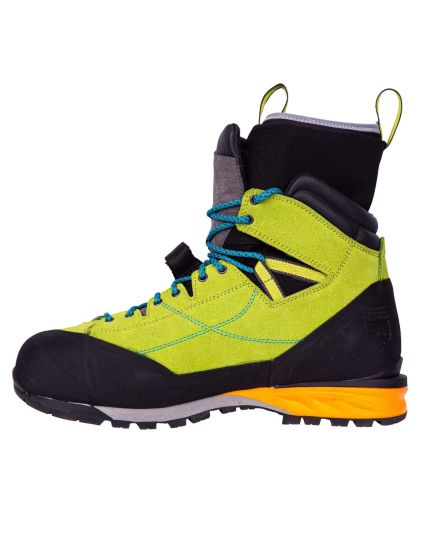 Arbortec Kayo Lime Chainsaw Boots