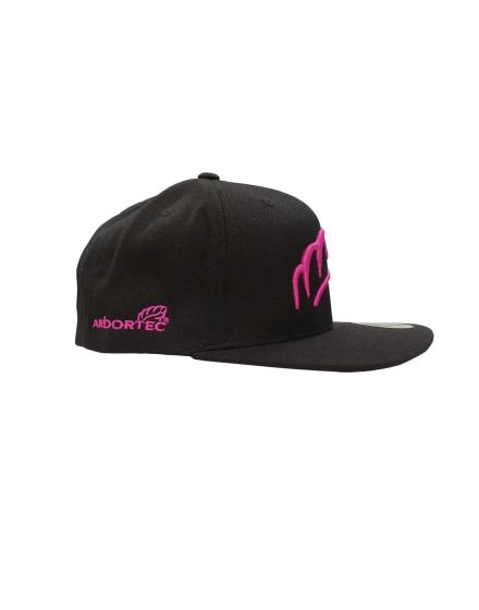 Arbortec Black/Pink Baseball Cap