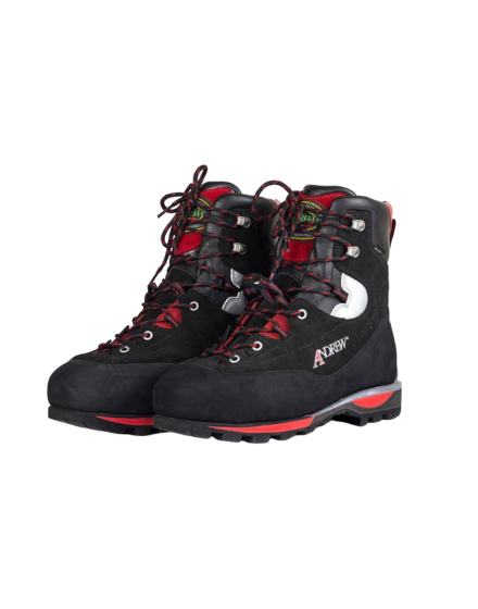 ArbPro Andrew Cervino Wood S3 Chainsaw Boots