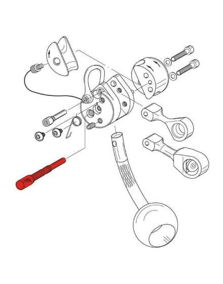 ART LockJack Bearing Screw for Friction Clutch