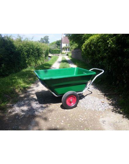 Henchman 350 Litre Wheelbarrow/Trailer