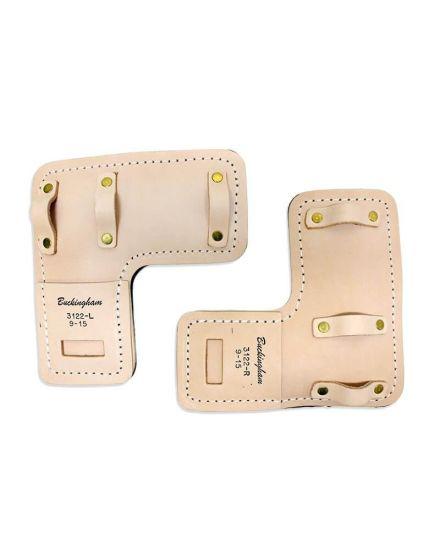 buckingham l shaped pads