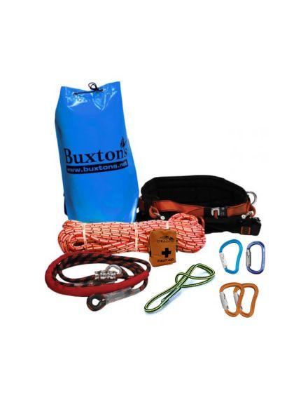 buxtons climbing kit