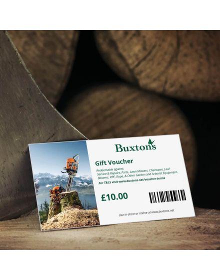 Buxtons Gift Voucher