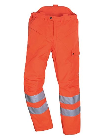 STIHL High Visibility Trousers - Type C - Class 1