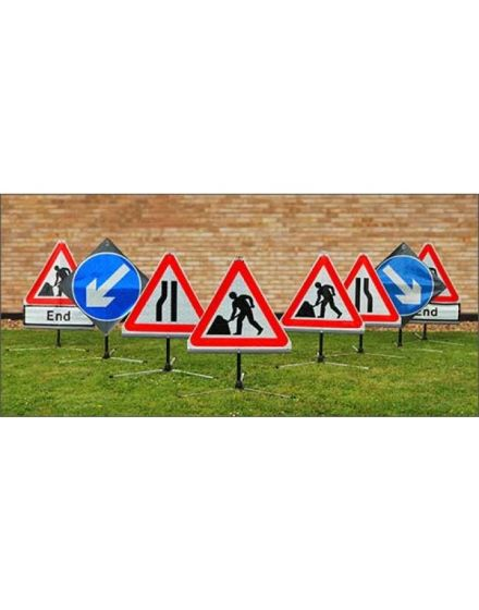 Quazar TriFlex Chapter 8 Road Sign Kit
