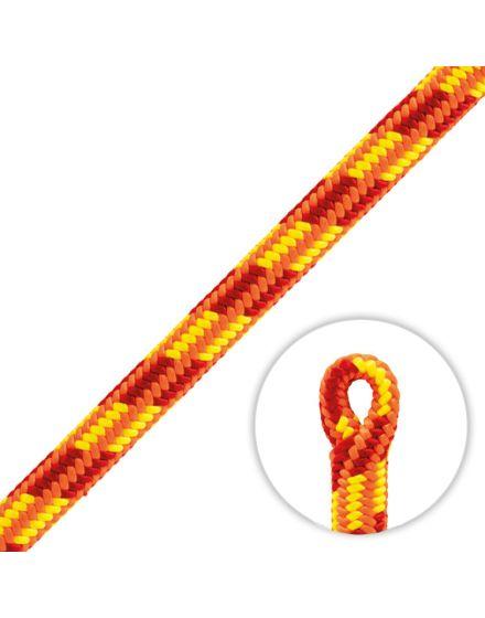 Petzl Control 12.5mm Orange Climbing Rope (Splice)
