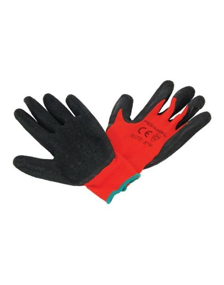 Neilsen Red Latex Gloves