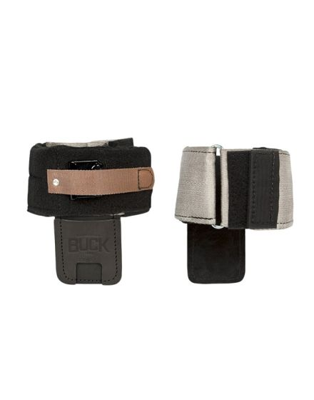 Straight Velcro Pad With Metal Clinch and Support