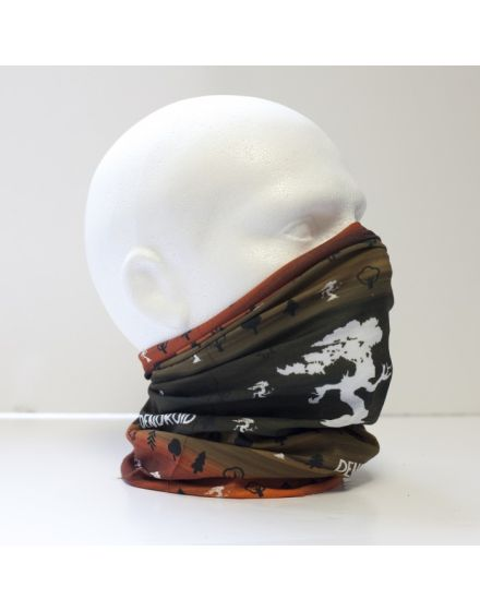 Dendroid Neck Warmer - Fall