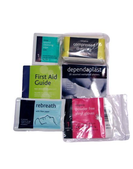 Dragon Deluxe First Aid Kit