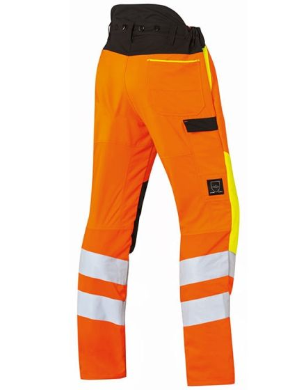 STIHL PROTECT MS Hi-viz Trousers - Type A (New Sizes)
