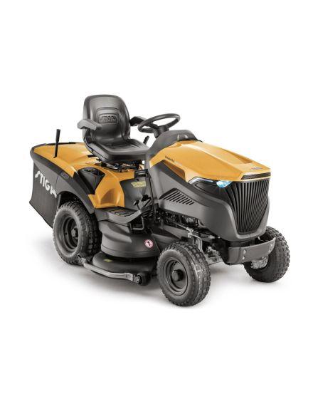 Stiga Tornado Pro 9118 XWSY Ride On Lawn Tractor