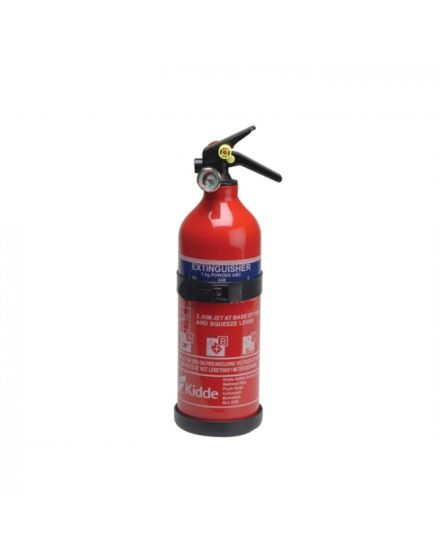 Fire Extinguisher - 2 Sizes Available