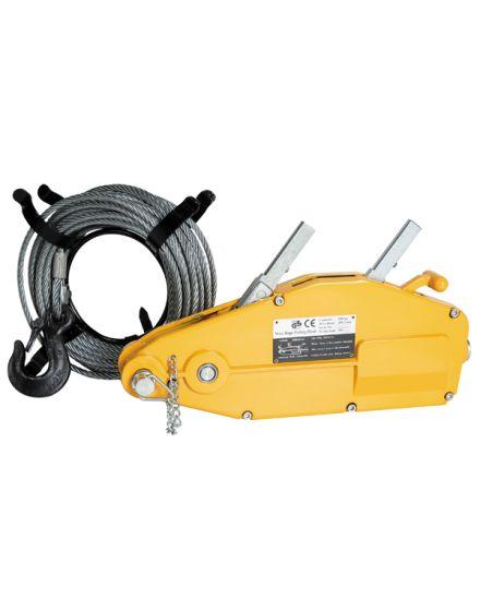 wire rope winch 1600kg
