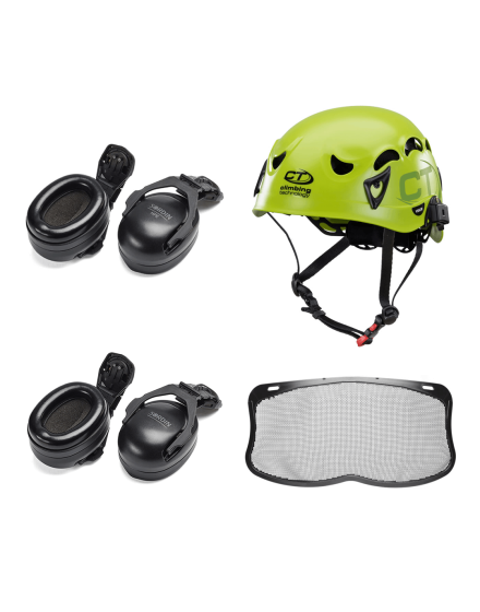CT X-Arbor Climbing Helmet Kit (MSA Combinations)