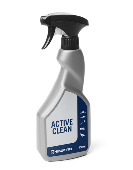 Husqvarna 500ml Active Clean Spray