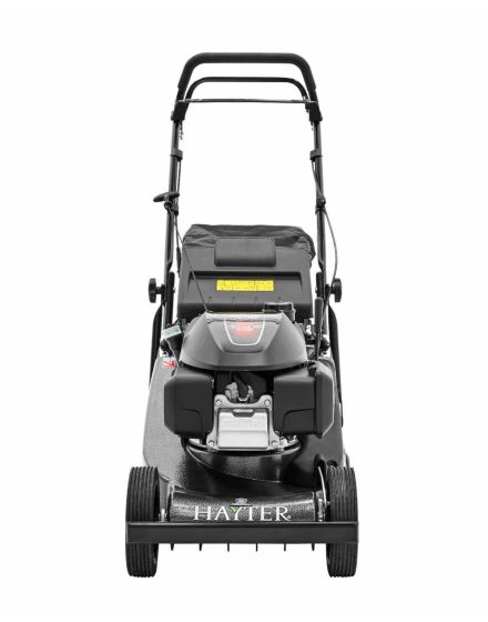 hayter harrier 41 pro self propelled lawn mower