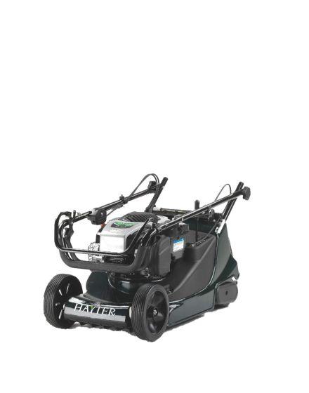 hayter harrier 41 push petrol lawn mower