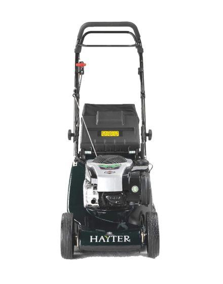 hayter harrier 41 self propelled petrol lawn mower