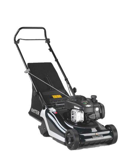 hayter spirit 41 push petrol lawn mower