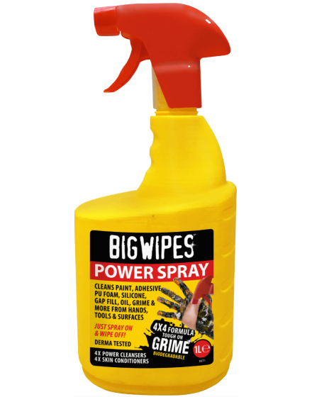Big Wipes Heavy-Duty Cleaning Power Spray