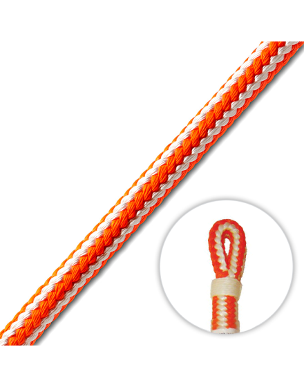 Teufelberger Hi Vee 12.7mm Climbing Rope (Slaiced Eye)