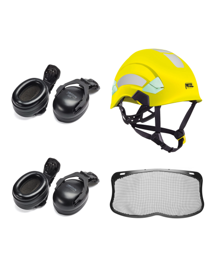 Petzl Vertex Vent Climbing Helmet Kit (MSA Combinations)