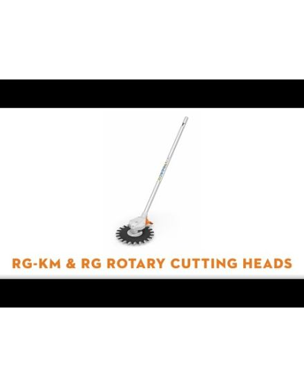 STIHL RG-KM Cutting Head Multi-Tool Attachment